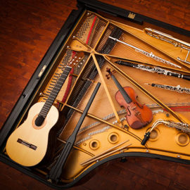 music instruments lessons