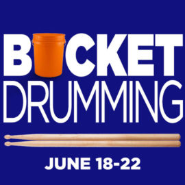 Bucket Drumming Camp