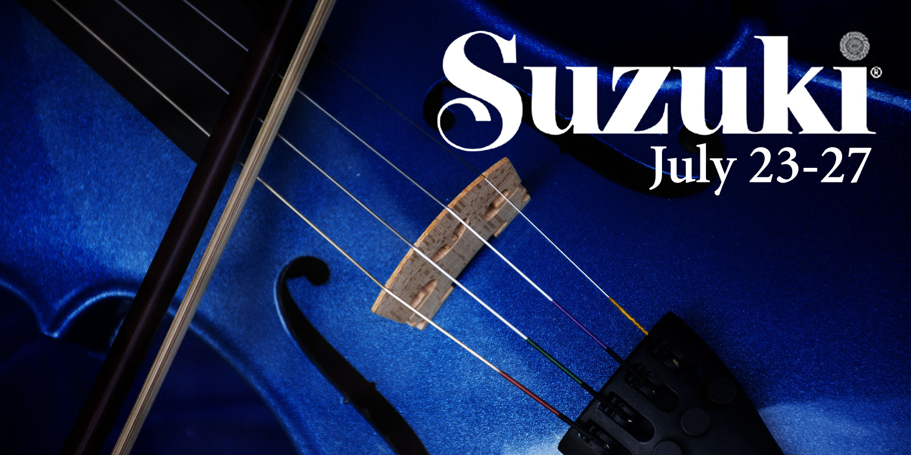 Suzuki Violin Summer Camp